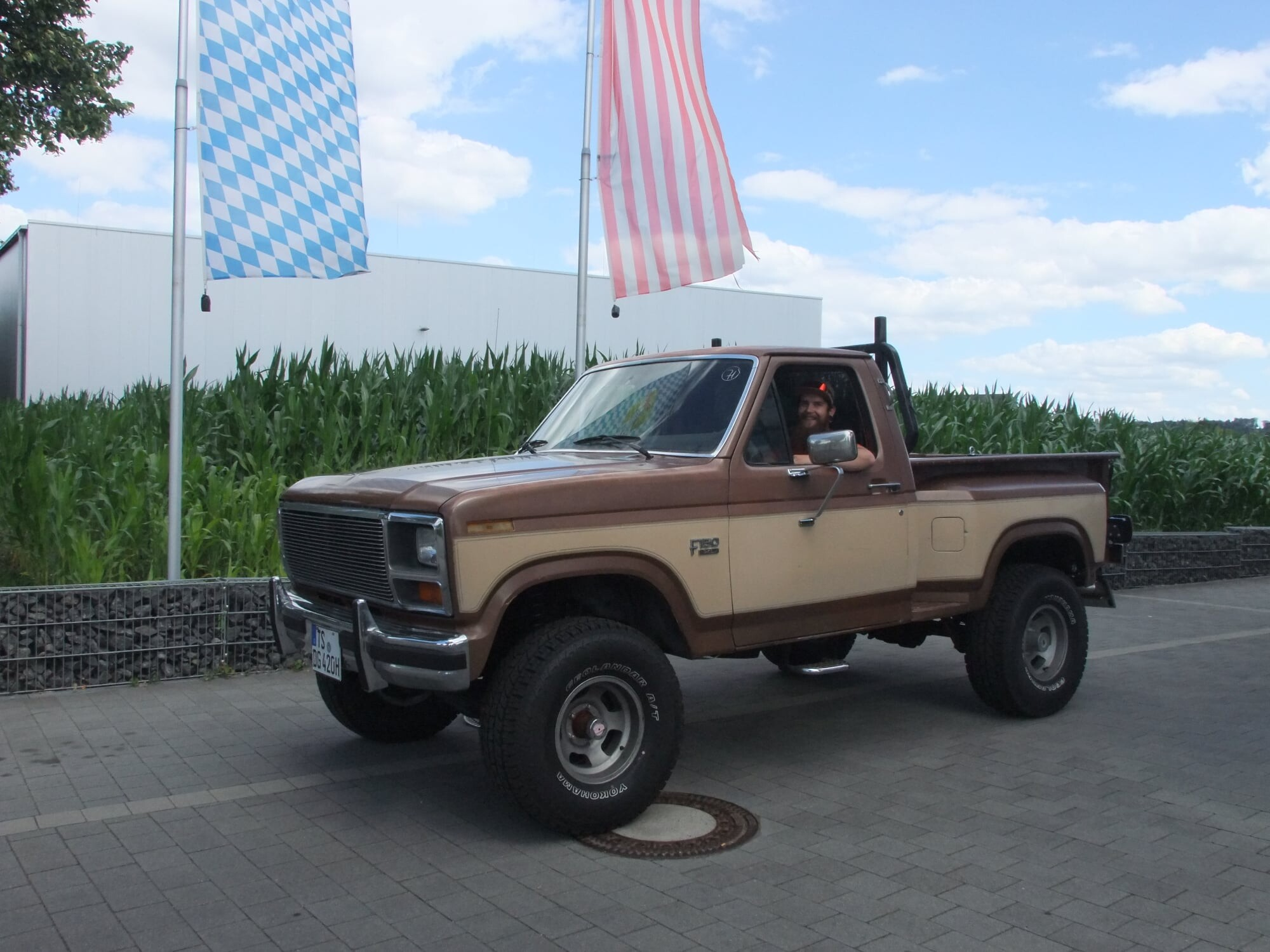 1985 FORD - SOLD