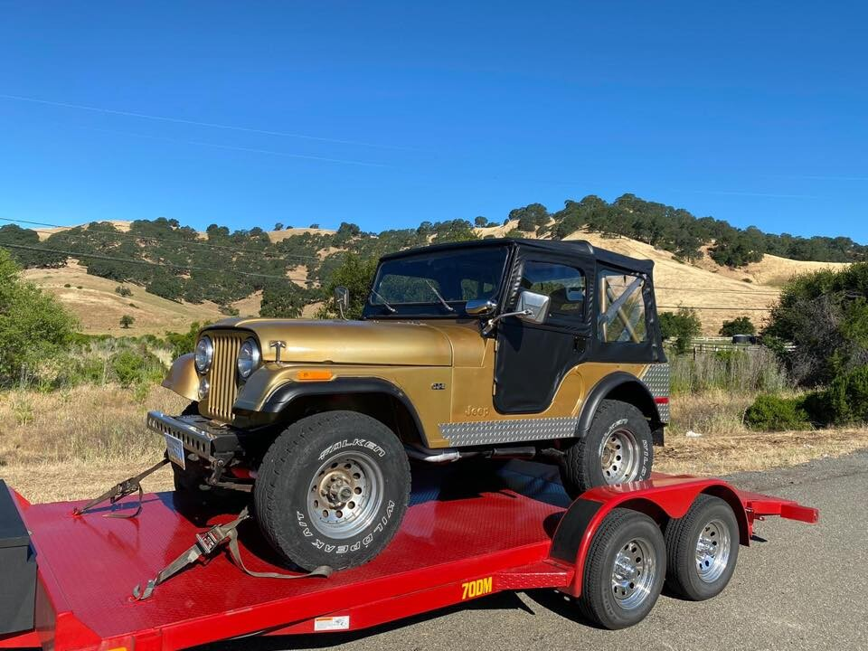 Jeep CJ5 - SOLD