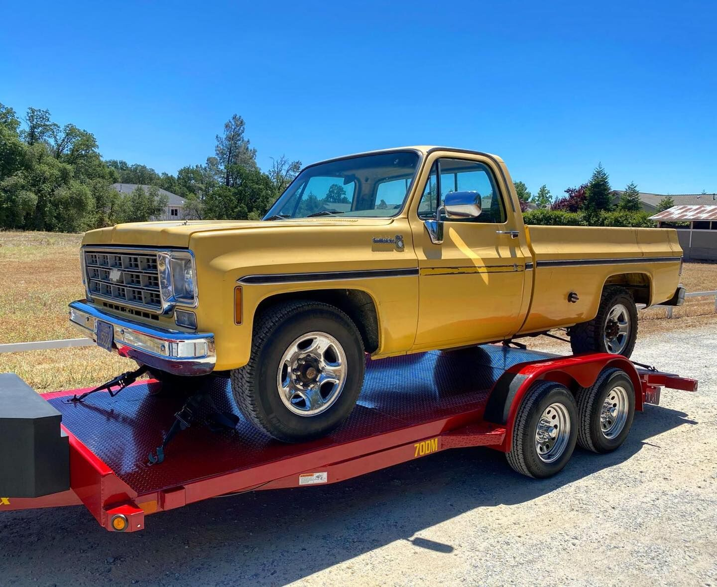 1978 Chevy - SOLD