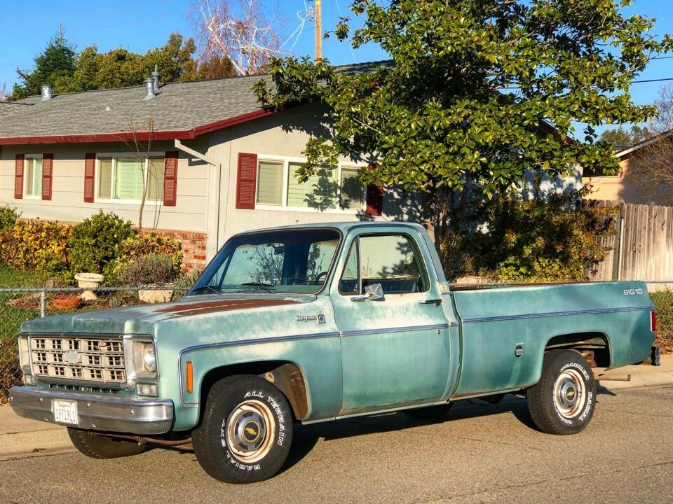 1978 Chevy Big 10 - SOLD