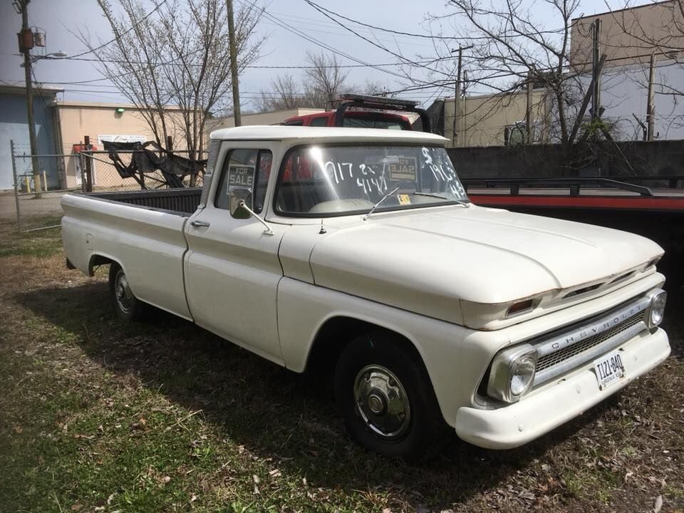 1966 Chevy - SOLD