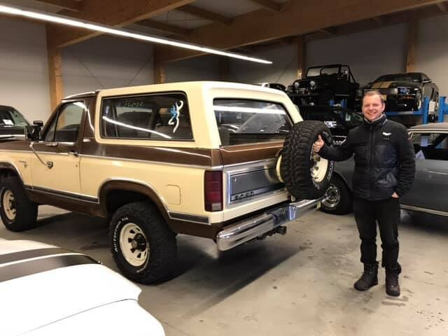 1982 Ford - SOLD
