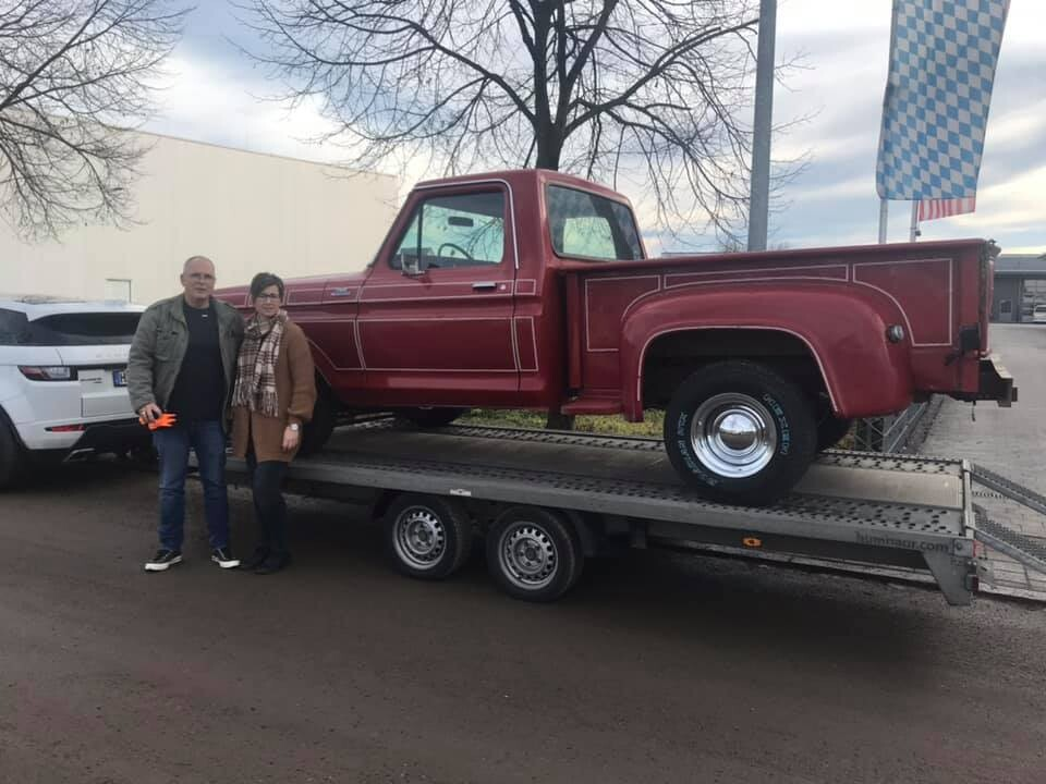 1977 FORD - SOLD