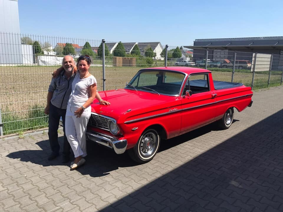 1962 FORD - SOLD