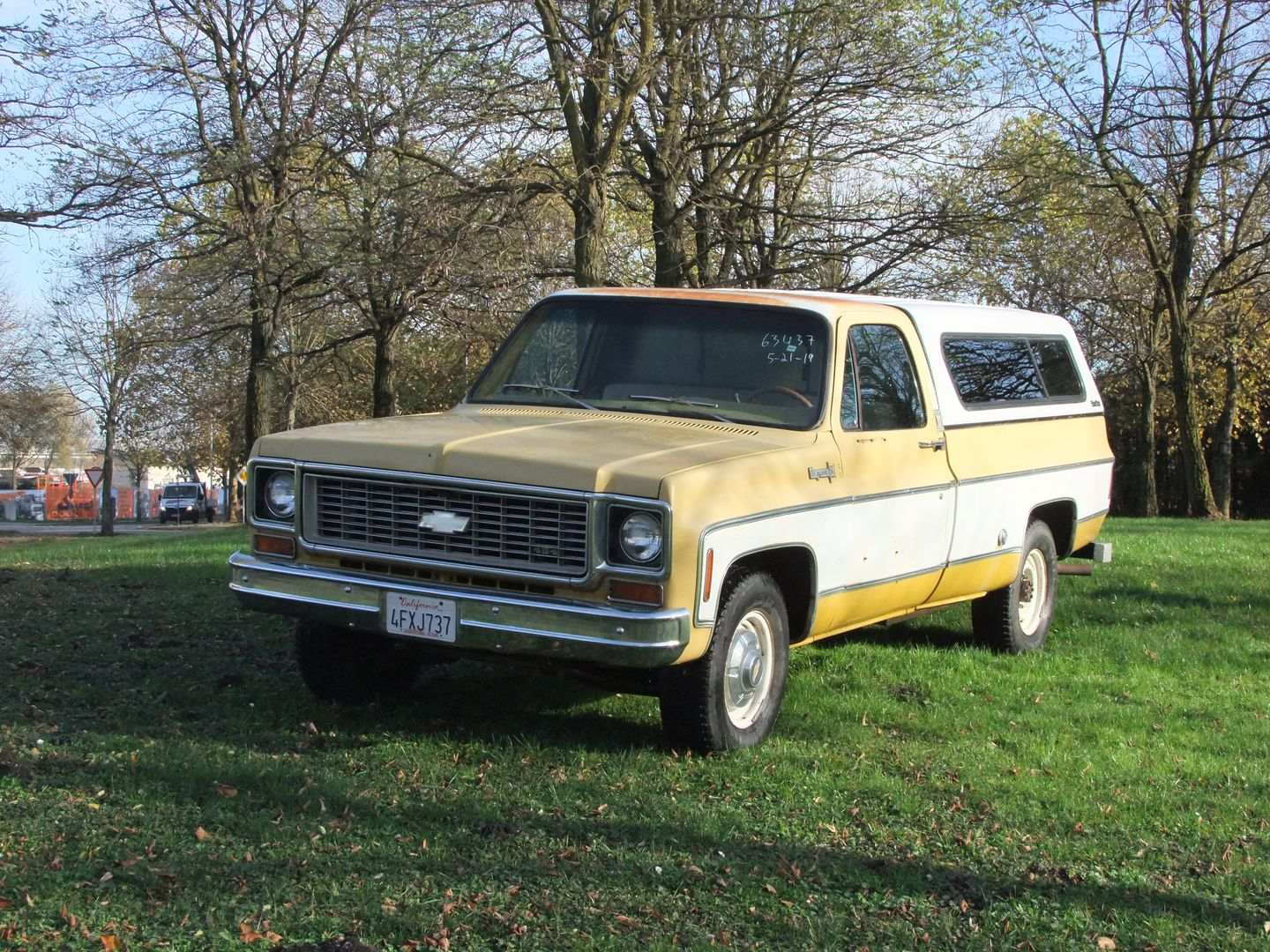 1973 Chevy - SOLD
