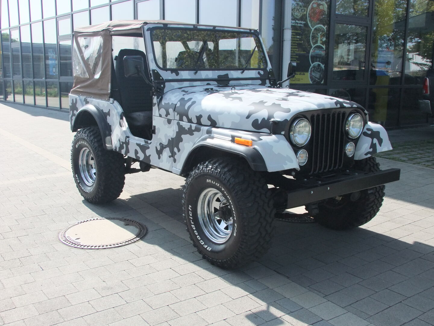 1976 Jeep - SOLD