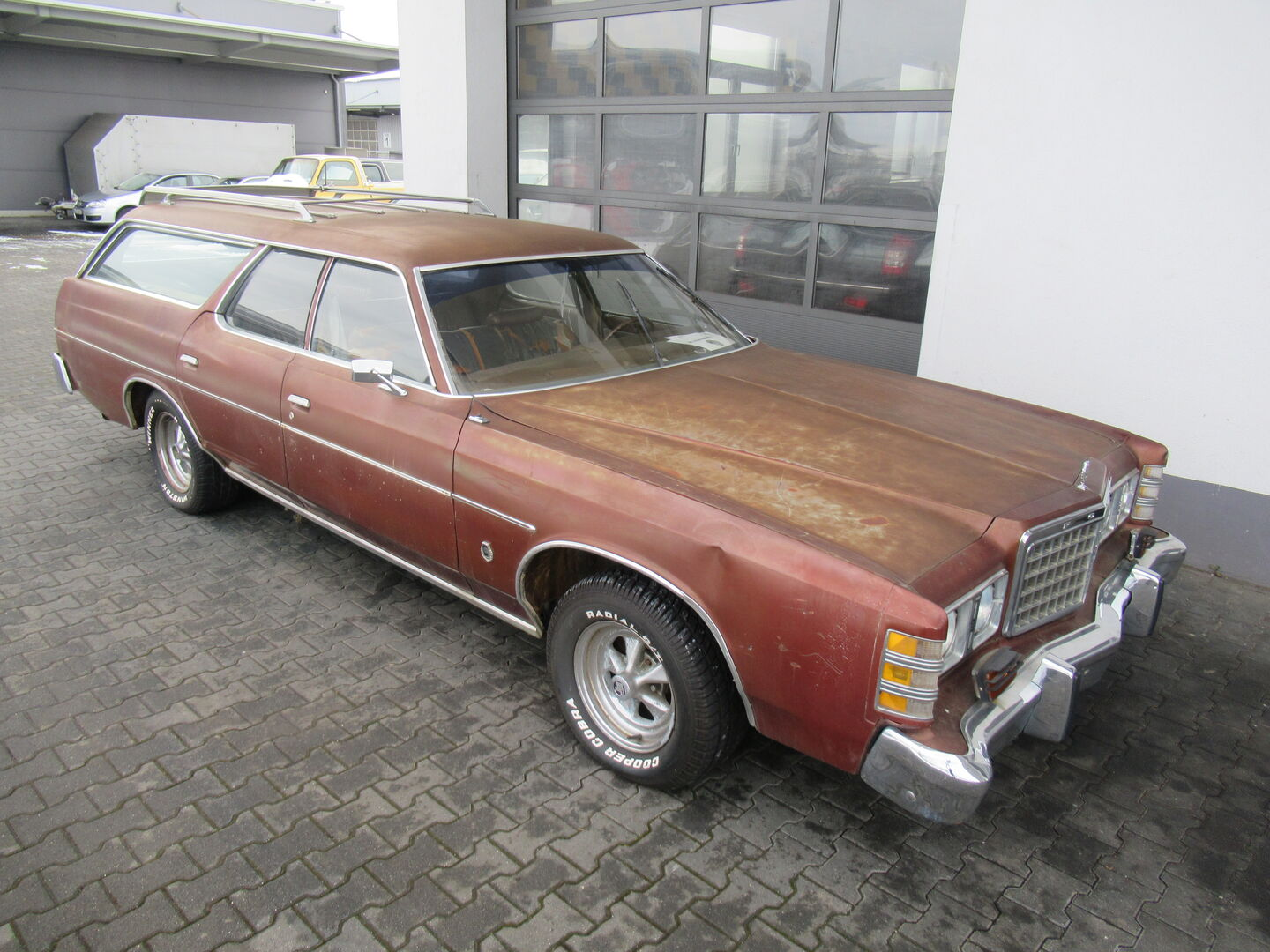 1975 Ford - SOLD